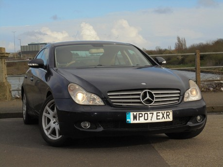 Mercedes-Benz CLS CLS350 CGI SAT NAV FULL BIEGE LEATHER SERVICE HISTORY