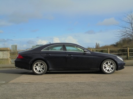 Mercedes-Benz CLS CLS350 CGI SAT NAV FULL BIEGE LEATHER SERVICE HISTORY 2