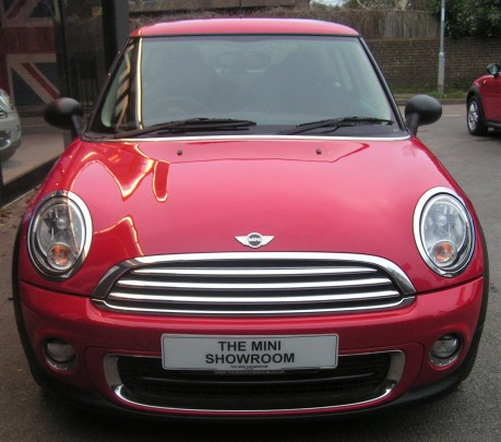 Mini Hatchback One 1.6 Pepper + CLIMATE + DAB + BLUETOOTH 4