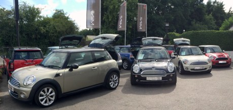 Mini Hatchback One 1.6 Pepper + CLIMATE + DAB + BLUETOOTH 13