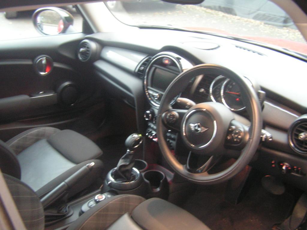 Used Mini Hatchback Cooper 15 Automatic Chili Heated Seats Rear
