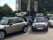 Mini Hatch Cooper S 2.0 Chili / Media + SAT NAV +HEAD-UP DISPLAY 16