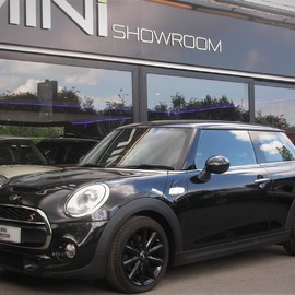 Mini Hatch Cooper S 2.0 Chili / Media + SAT NAV +HEAD-UP DISPLAY