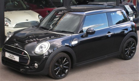 Mini Hatch Cooper S 2.0 Chili / Media + SAT NAV +HEAD-UP DISPLAY 8