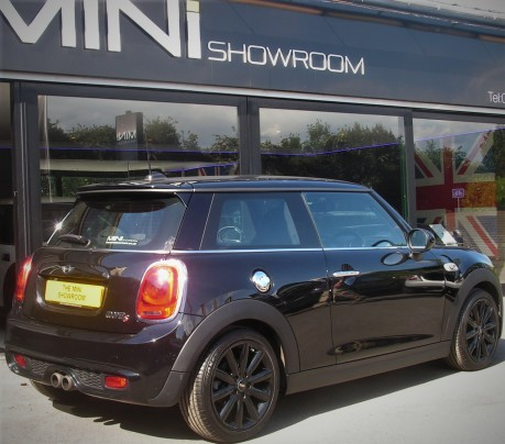 Mini Hatch Cooper S 2.0 Chili / Media + SAT NAV +HEAD-UP DISPLAY 2