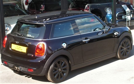 Mini Hatch Cooper S 2.0 Chili / Media + SAT NAV +HEAD-UP DISPLAY 9