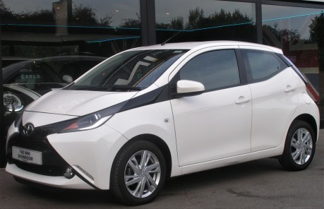 Toyota Aygo VVT-i X-Pression 5 door