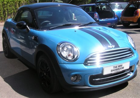 Mini Coupe Cooper 1.6 Chili 11