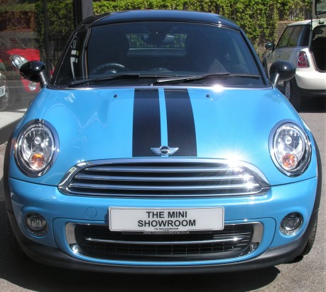 Mini Coupe Cooper 1.6 Chili 5