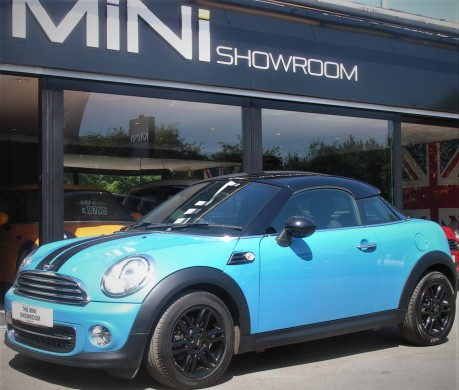 Mini Coupe Cooper 1.6 Chili