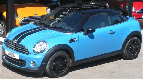 Mini Coupe Cooper 1.6 Chili 8