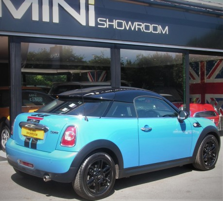 Mini Coupe Cooper 1.6 Chili 2