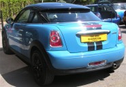 Mini Coupe Cooper 1.6 Chili 12