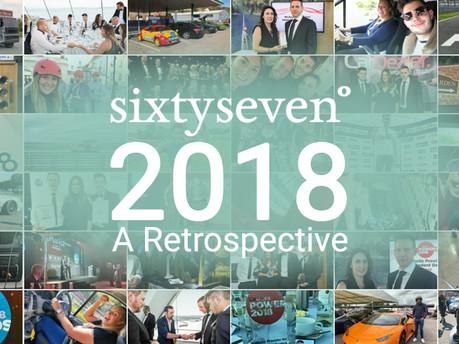 2018 - A Retrospective