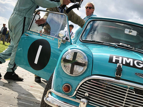 Mini reaches 60: A celebration of an automotive icon