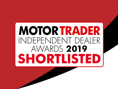Seven 67 Degrees customers shortlisted for Motor Trader Independent Dealer Awards