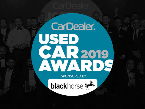 Third consecutive website win for a 67 Degrees customer at Used Car Awards