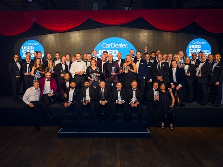 Third consecutive website win for a 67 Degrees customer at Used Car Awards 3