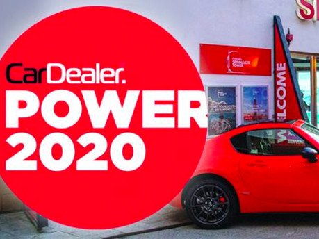 Vote for us in the Car Dealer Power Awards 2020!