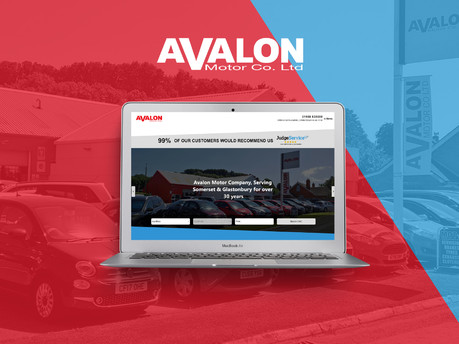The all-new Avalon website has arrived!