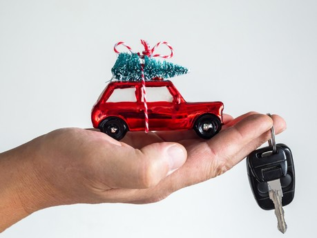 Five Fun Festive Gifts for Car Fans