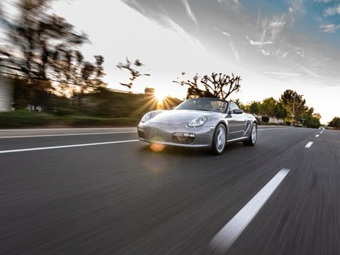 Happy 25th Birthday to the Porsche Boxster