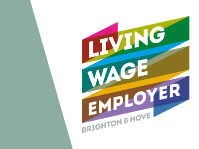We're Part of the Living Wage Campaign