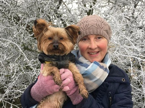 Winter Walks with our Four Legged Friends