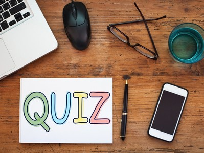 We're Supporting Search Seven's Charity Quiz