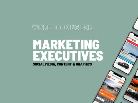 We're Looking for Marketing Executives to Join our Team