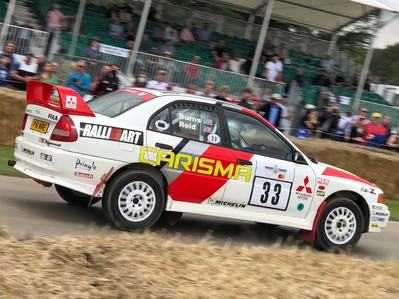 Motorsport's Greatest at Goodwood Festival of Speed
