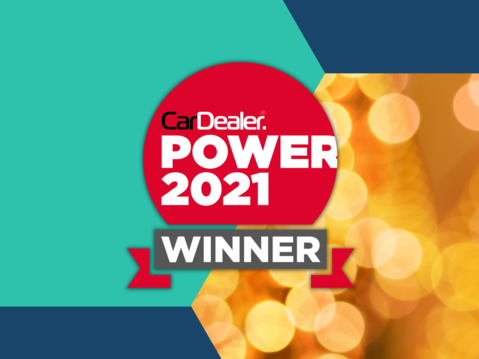We are WINNERS of the Car Dealer Power Awards 2021