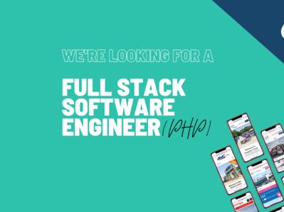 We're Hiring a Full Stack Developer