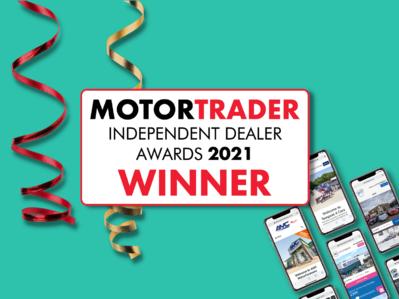 Premier GT Wins Used Car Website of the Year at Motor Trader's Independent Dealer Awards