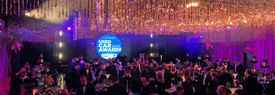 'Dealer Used Car Website of the Year' win caps successful night for 67 Degrees customers at Used Car Awards