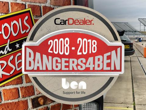 Bangers4Ben 2018: He Who Dares Wins