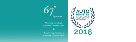67 Degrees to be awards sponsor at Auto Excellence Awards