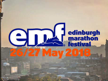 67 Degrees' Stuart to take on Edinburgh Marathon
