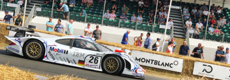 The 2018 Goodwood Festival of Speed: An Automotive Celebration
