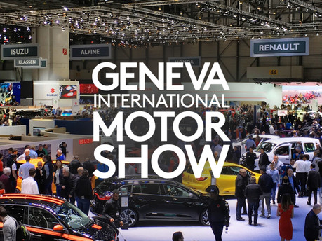 2018 Geneva International Motor Show