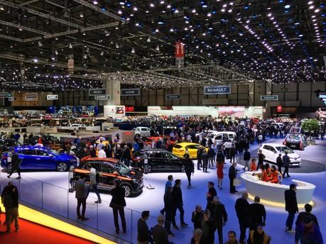 2018 Geneva International Motor Show 2