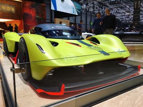 2018 Geneva International Motor Show 7