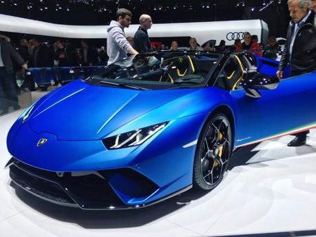 2018 Geneva International Motor Show 11