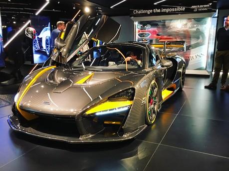 2018 Geneva International Motor Show 3