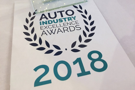 Customer successes at Auto Excellence Awards 3