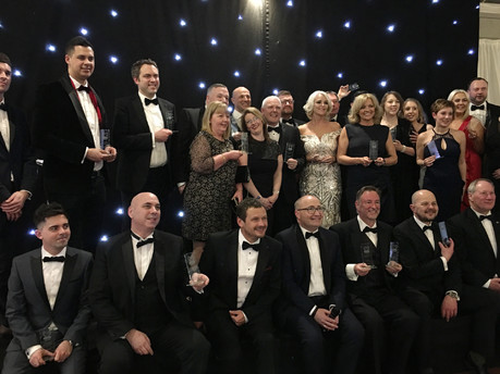 Customer successes at Auto Excellence Awards 2