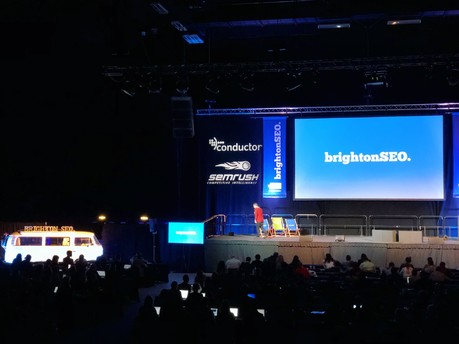 Sun, Sea, Sand and Search: BrightonSEO 18' 2