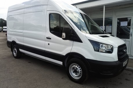 Ford Transit 350 RWD Leader L3 H3 130 ps Panel Van with Air Conditioning 5
