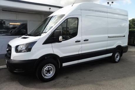 Ford Transit 350 RWD Leader L3 H3 130 ps Panel Van with Air Conditioning 1