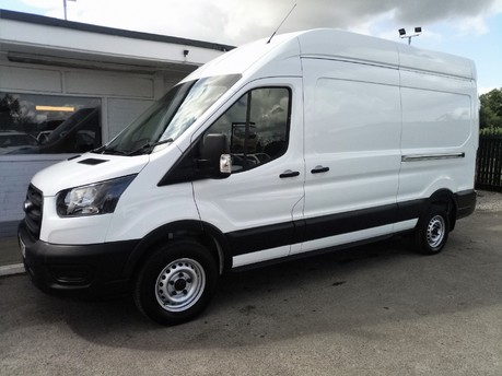 Ford Transit 350 RWD Leader L3 H3 130 ps Panel Van with Air Conditioning